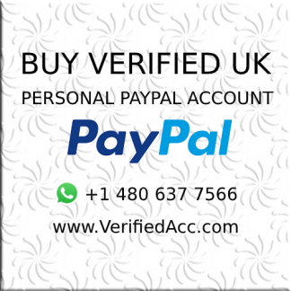 Buy Verified UK Personal Paypal Account