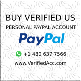 Buy Verified US Personal Paypal Account