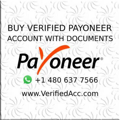 Buy Verified Payoneer Account