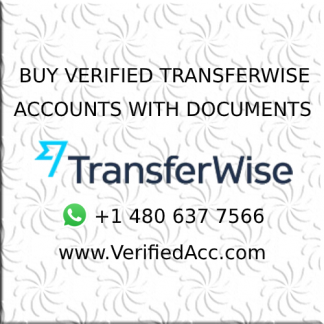 Buy Verified TransferWise Account