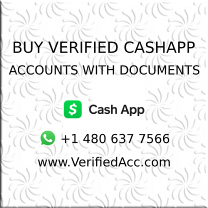 Buy Verified CashApp Accounts
