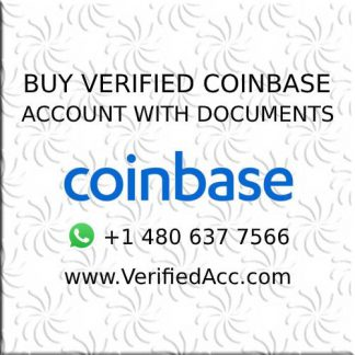 Buy Verified Coinbase Account