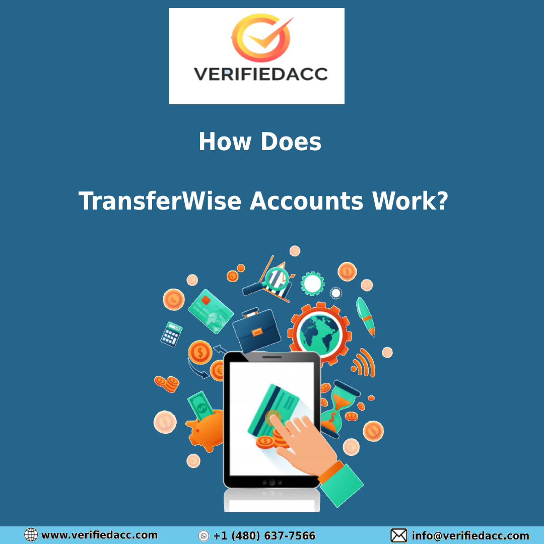 buy verified TransferWise accounts for sale