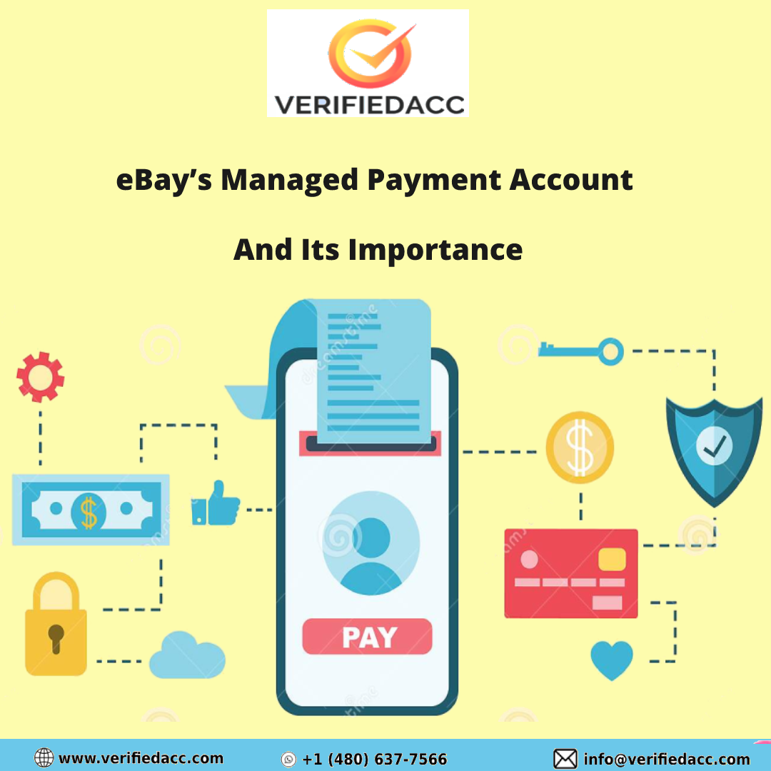 ebay managed payment account