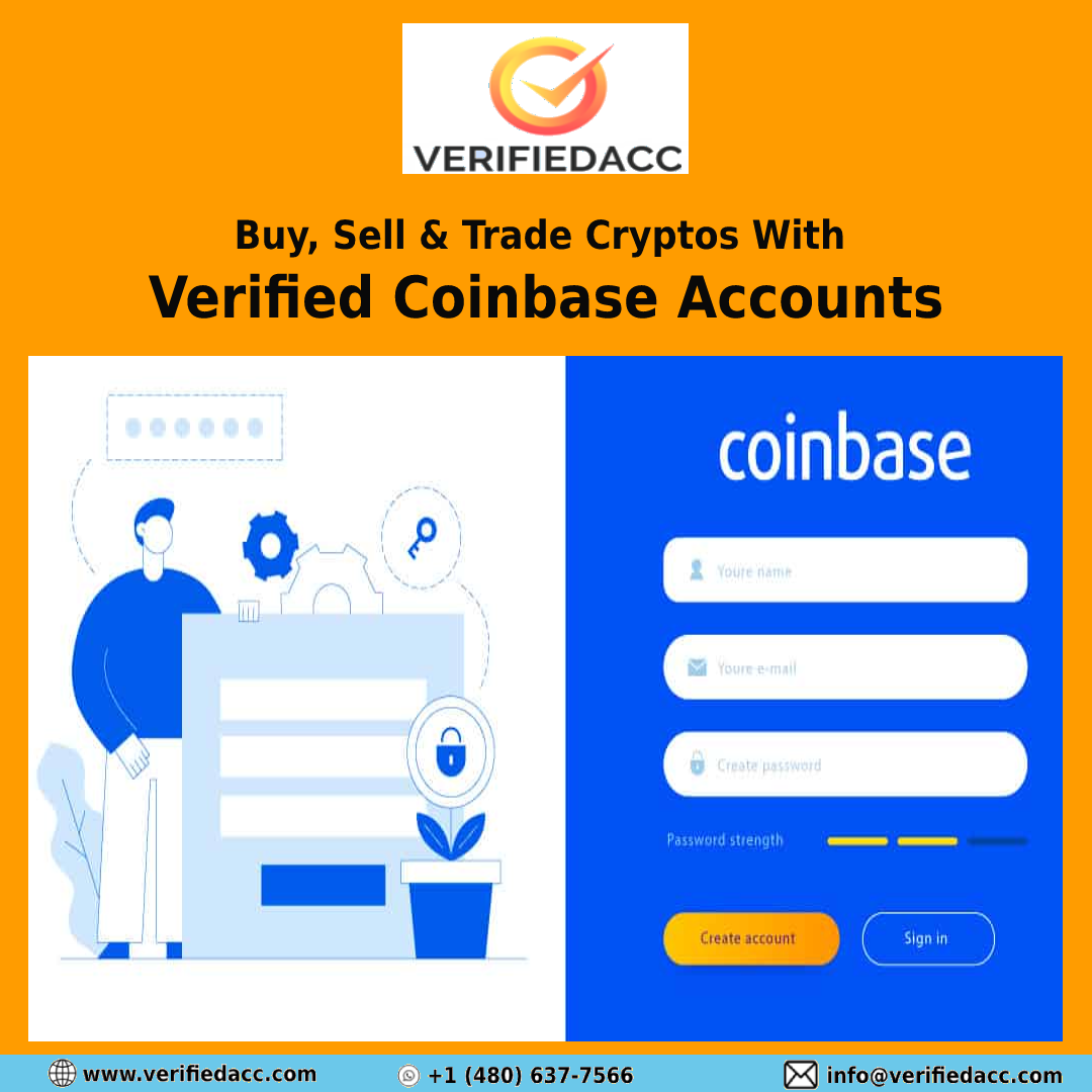 coinbase account for sale