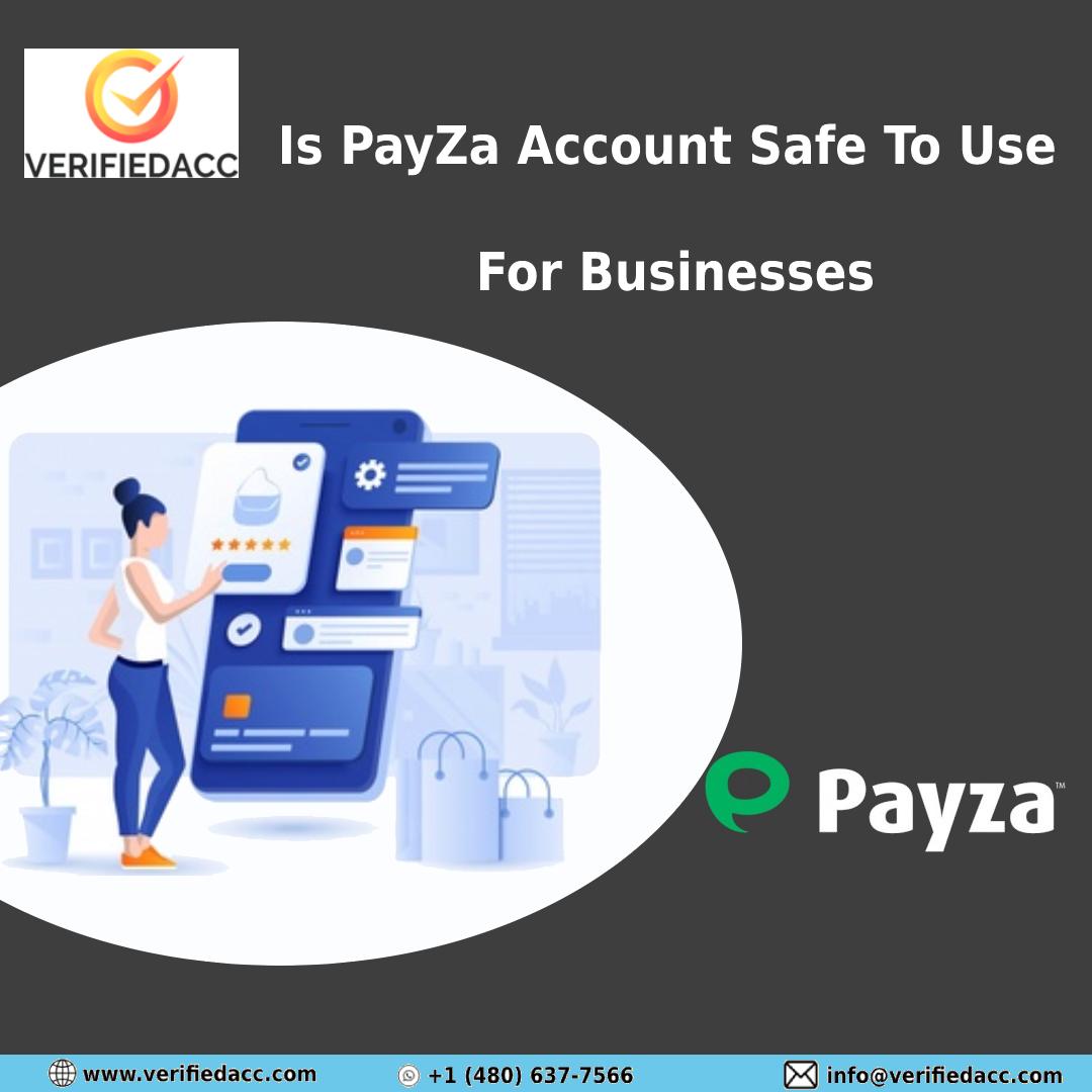 verified payza account for sale