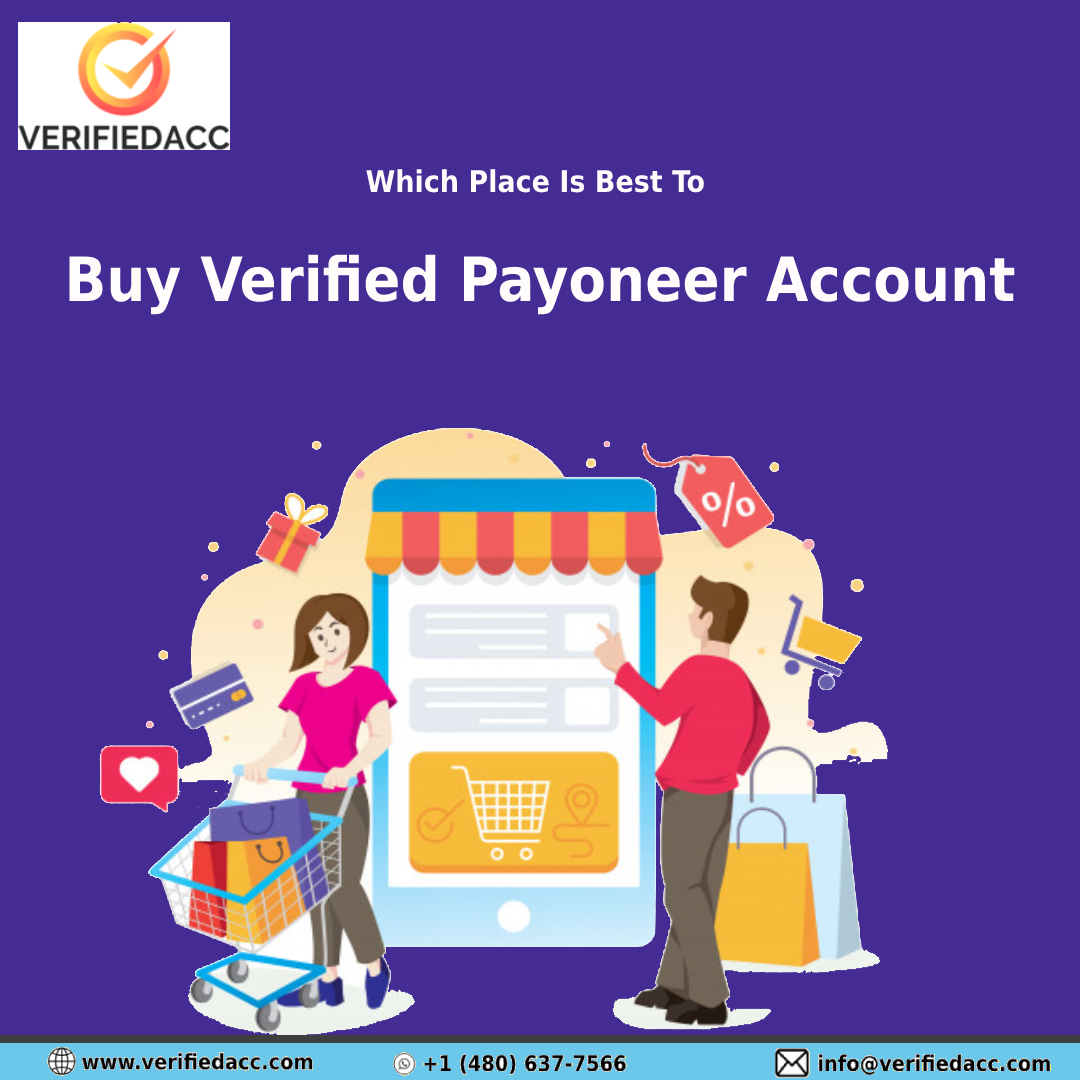payoneer accounts for sale