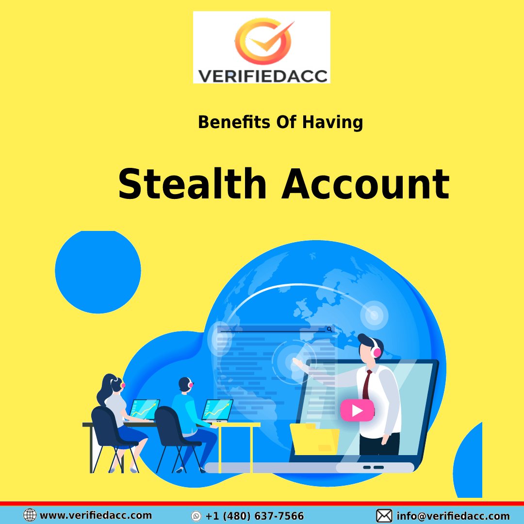 buy stealth account