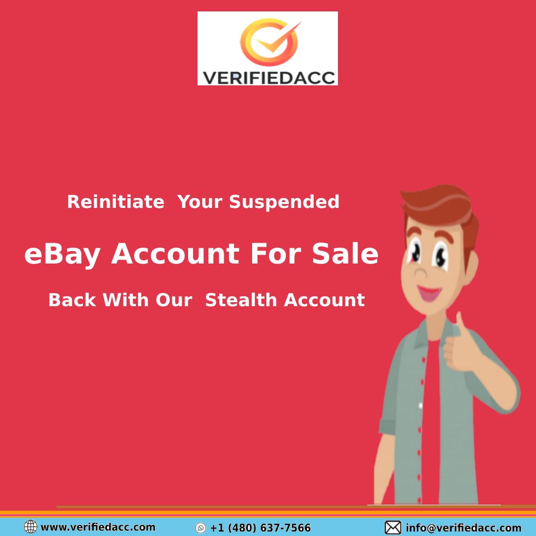 buy ebay account