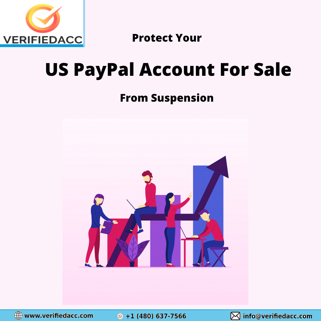 US PayPal account for sale